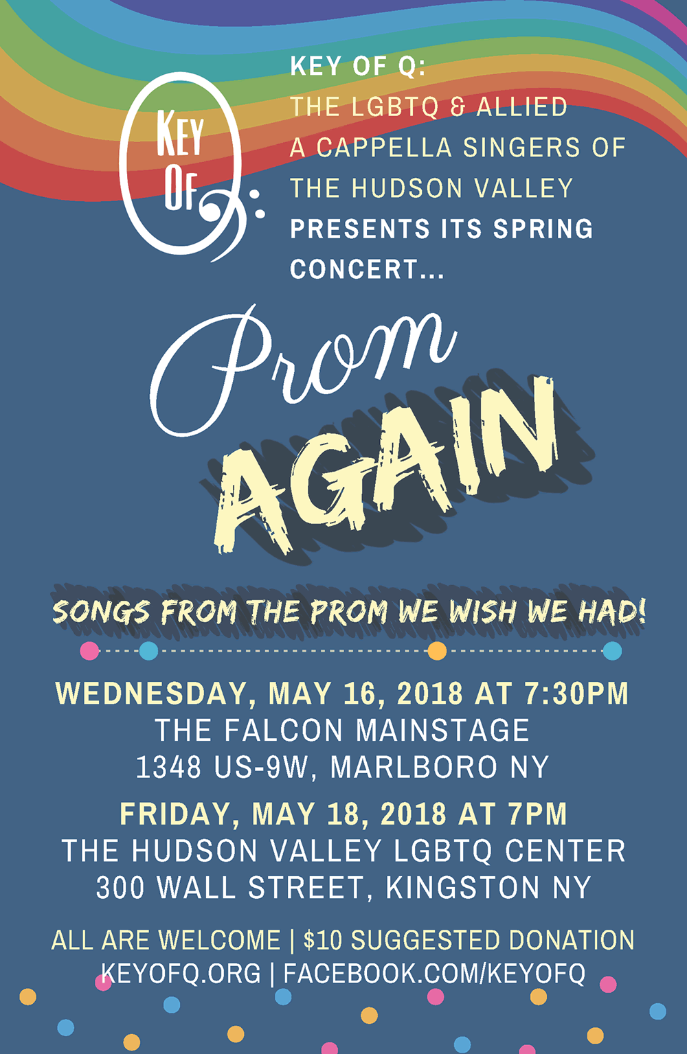 Prom Again Poster